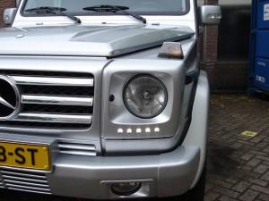 Mercedes G-klasse dagrijverlichting 003