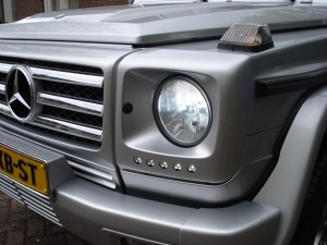 Mercedes G-klasse dagrijverlichting 005